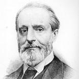 Paul-Armand Challemel-Lacour (1827-1896), élu membre de à l'Académie française en 1893