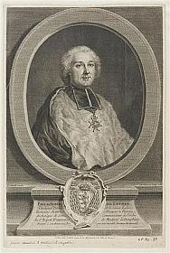 Paul d'Albert de Luynes (1703-1788), élu membre de l'Académie française en 1743