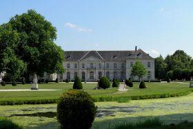 Abbaye de Chaalis dans l'Oise