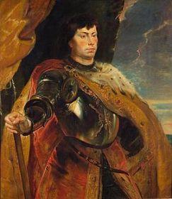 Charles le Téméraire par Rubens (vers 1618). Musée de l'histoire de l'art à Vienne (Autriche).