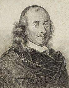 Pierre Corneille (1606-1684), élu en 1647 à l'Académie française