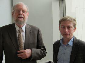Jean Baechler et Gérald Bronner à Canal Académie