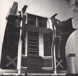 Antisculpture, Jean Dewasne, 1975