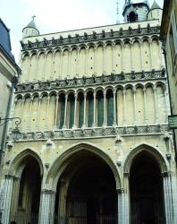 Dijon, façade