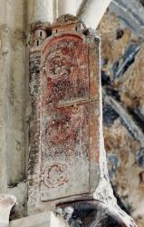 Dijon, détail du portail gauche