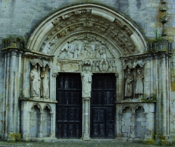 Rougemont, portail