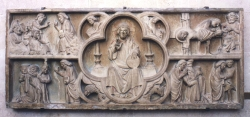 Dijon, détail de l'autel