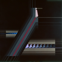 Peinture de 1984 195 x 195