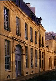 Façade du Musée de la Chasse et de la Nature, Paris