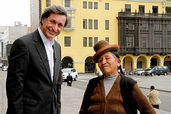 Patrick de Carolis, Le Grand Tour 2 au Pérou, 2012
