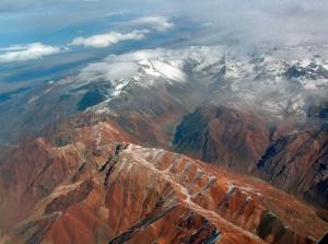 La Cordillière des Andes