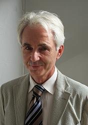 Claude d'Anthenaise, conservateur du Musée de la chasse et de la nature à Paris