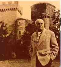 Jean Lurçat,  peintre, céramiste et créateur de tapisserie, membre de l'Académie des beaux-arts (1892-1966)