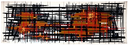 Tapisserie Structures (1961)