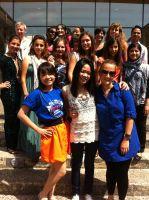 Les étudiants du programme Culturelab