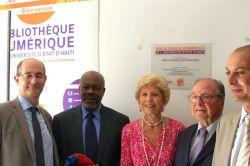 Lancement du projet de la RUCHE (Réserve Universitaire Centrale Haïtienne) - www.ruche-haiti.org – à Port-au-Prince