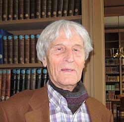 Jean-Dominique Rey, Bibliothèque de l'Institut, septembre 2012