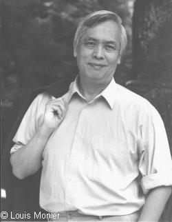 L'Astro-physicien Trinh Xuan Thuan qui occupe une chaire d'astrophysique et de poésie à l'Université de Virginie aux Etats-Unis