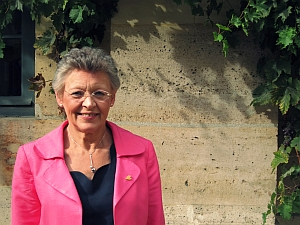 Françoise Barré-Sinoussi, de l'Académie des sciences