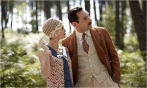 Audrey Tautou et Gilles Lellouche, dans les rôles de Thérèse et Bernard Desqueyroux, au moment où tout était encore possible...