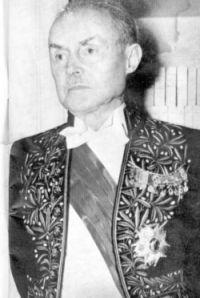 Maurice Genevoix de l'Académie Française