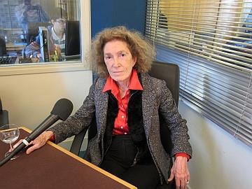 Mireille Delmas-Marty, membre de l'Académie des sciences morales et politiques, 8 octobre 2012 Canal Académie