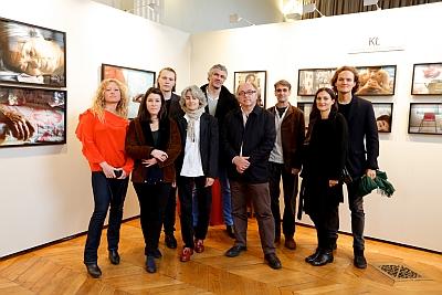 Les neufs finalistes du Prix de Photographie Marc Ladreit de Lacharrière-Académie des beaux-arts 2012, Pavillon Comtesse de Caen-Institut de France, 30 octobre 2012, PHOTOGRAPHE Thomas Raffoux