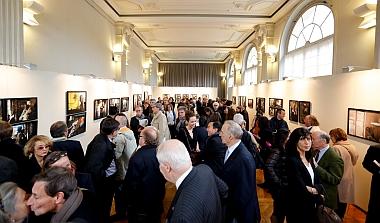 Proclamation du Prix de Photographie Marc Ladreit de Lacharrière-Académie des beaux-arts 2012 , Pavillon Comtesse de Caen-Institut de France, 30 octobre 2012, Photographie: Thomas Raffoux