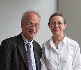 Pierre Brunel et Marie-Hélène Girard