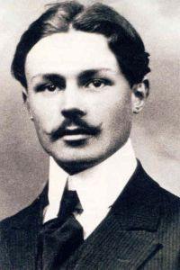 Le jeune Maurice Genevoix