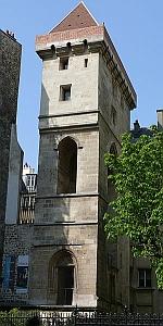 Tour de Jean-sans-Peur à l'hôtel de Cluny, Paris