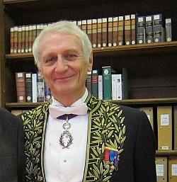 Nicolas Grimal de l'Académie des inscriptions et belles-lettres, Professeur au Collège de France, 30 novembre 2012