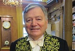 Jean-Pierre Mahé de l'Académie des inscriptions et belles-lettres, 30 novembre 2012