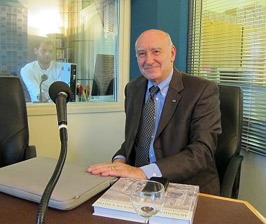 Jean-Bernard de Vaivre, correspondant de l'Institut- Académie des inscriptions et belles-lettres, ancien ambassadeur de France à Chypre, 28 novembre 2012, Canal Académie