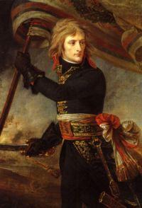 Un Bonaparte plus intime qui parle de ses problèmes de famille...