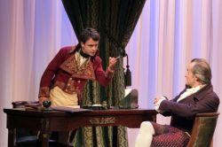"""LA CONVERSATION à partir du 2 octobre 2012 au Théâtre Hébertot à Paris """"Un petit chef d'œuvre d'esprit et d'élégance"""" (France Info)"""