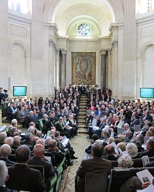 Séance solennelle de l'Académie des inscriptions et belles-lettres, 30 novembre 2012