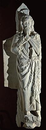 Le grand Christ, Nicosie, Chypre, Photographie: Jean-Bernard de Vaivre (1999)