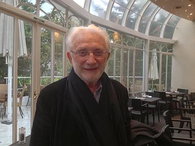 Lucien Clergue, 18 octobre 2012