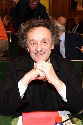 """François Chaslin, """"Une journée à l'Académie des beaux-arts"""", 28 novembre 2012"""