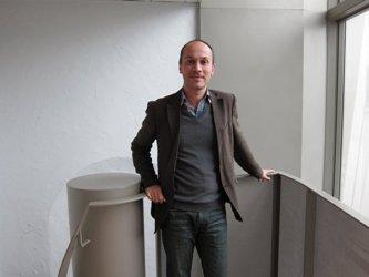 Guillaume Fau, conservateur du département des Manuscrits de la BNF