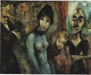 Tableau d'Édouard Goerg (peintre membre de l'Académie des beaux-arts (1863-1969)