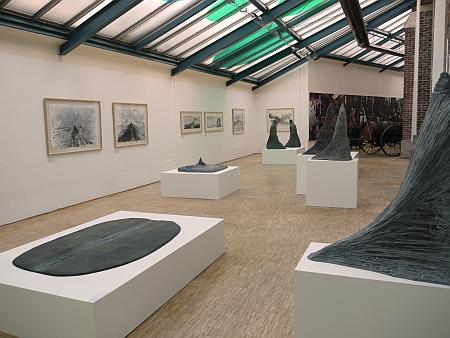 """Jean Anguera, Exposition """"Le paysage sculpture"""" au Compa de Chartres , 30 mars 2012 - 30 décembre 2012"""