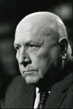 Jean-François Revel par Louis Monier