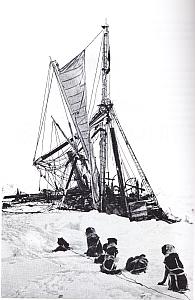 """L'agonie de l'endurance, """"Mon expédition au Sud Polaire"""" (1914-1917), Sir Ernest Shackleton"""