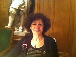 Claudine Cohen, 7 mars 2012, Académie des beaux-arts, Institut de France