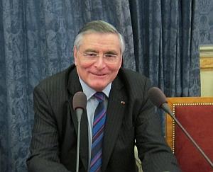Jean-Louis Beffa, 18 février 2013, Académie des sciences morales et politiques