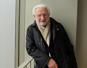 Lucien Clergue, Canal Académie, 16 mars 2013