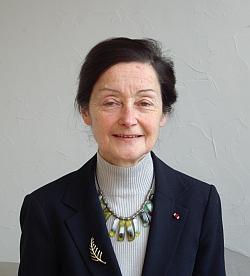 Marianne Bastid-Bruguière, membre de l'Académie de ssciences morales et politiques