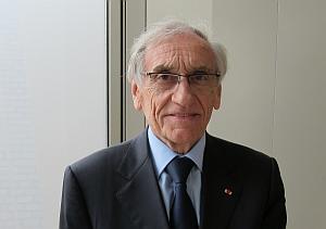 Yves Pouliquen de l'Académie française, 18 avril 2013